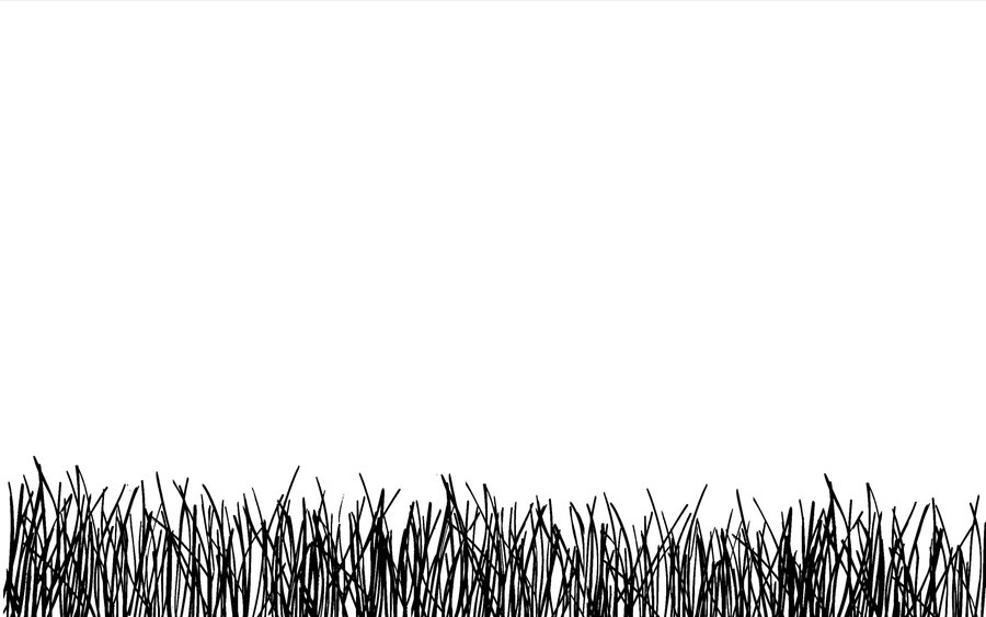 Free Grass Silhouette Transparent, Download Free Clip Art.