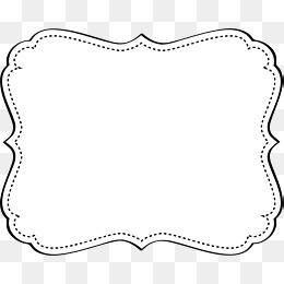 White Clipart Frame .png.
