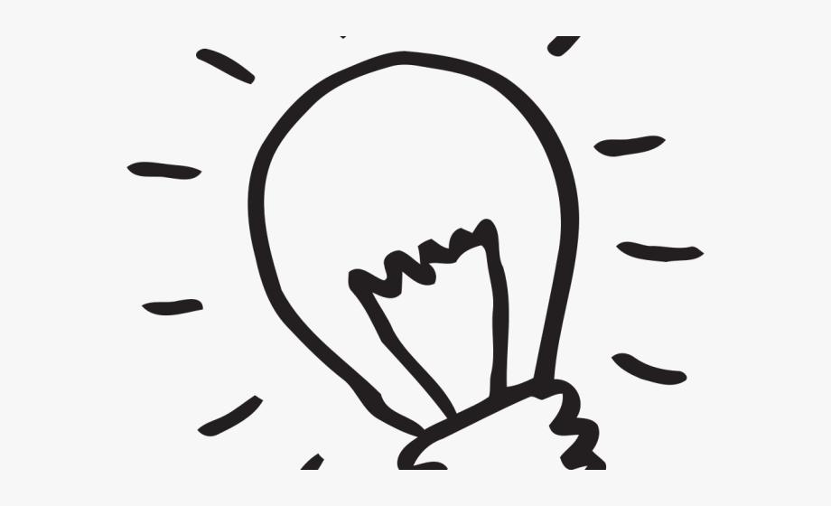 Light Bulb Clipart Retro.