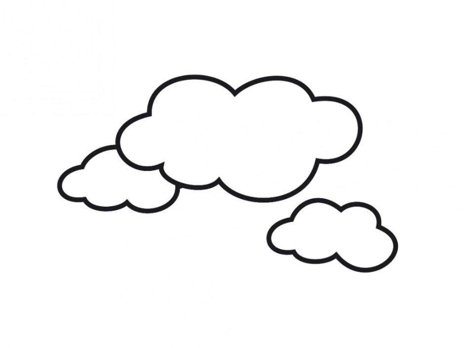 Cloud clipart transparent background.