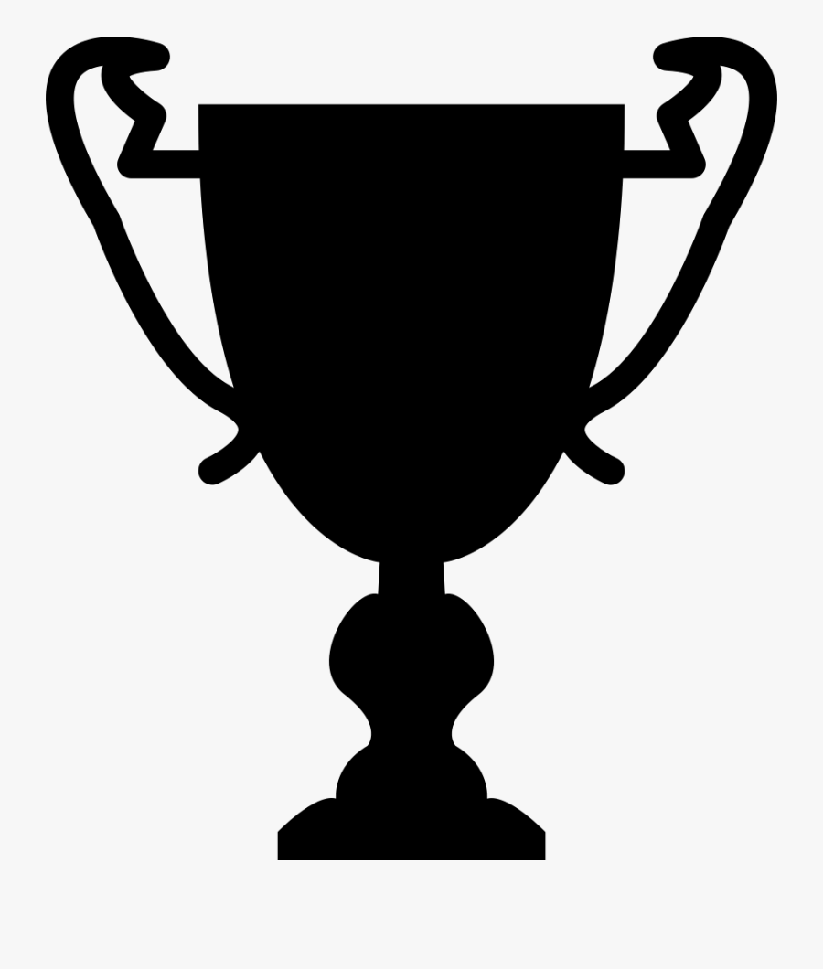Trophy Cup Big Black Shape Svg Png Icon Free Download.