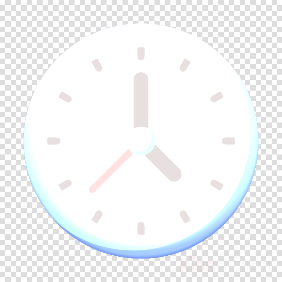 Clock icon Time icon Academy icon clipart.