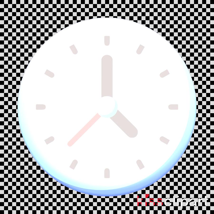 Clock icon Time icon Academy icon clipart.