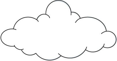 Free cloud clipart 9 clipartio.