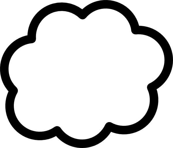 White cloud clip art cwemi images gallery.