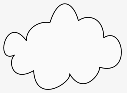 Free White Cloud Clip Art with No Background , Page 2.