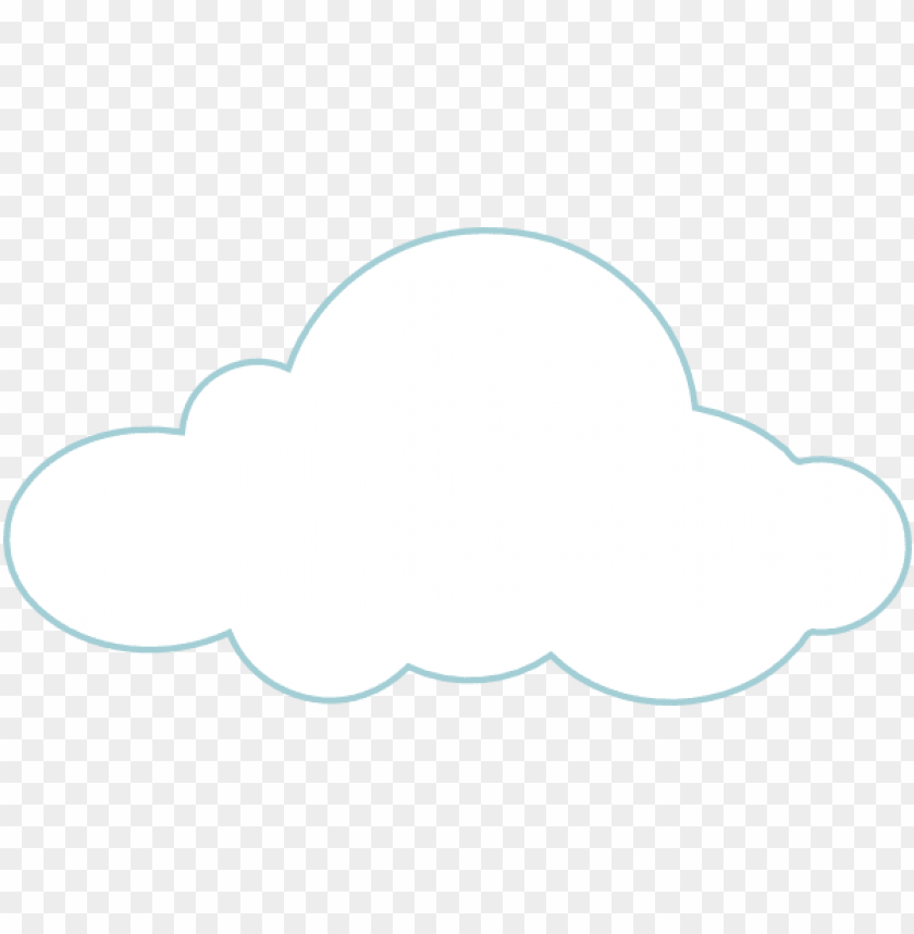 white cloud png PNG image with transparent background.