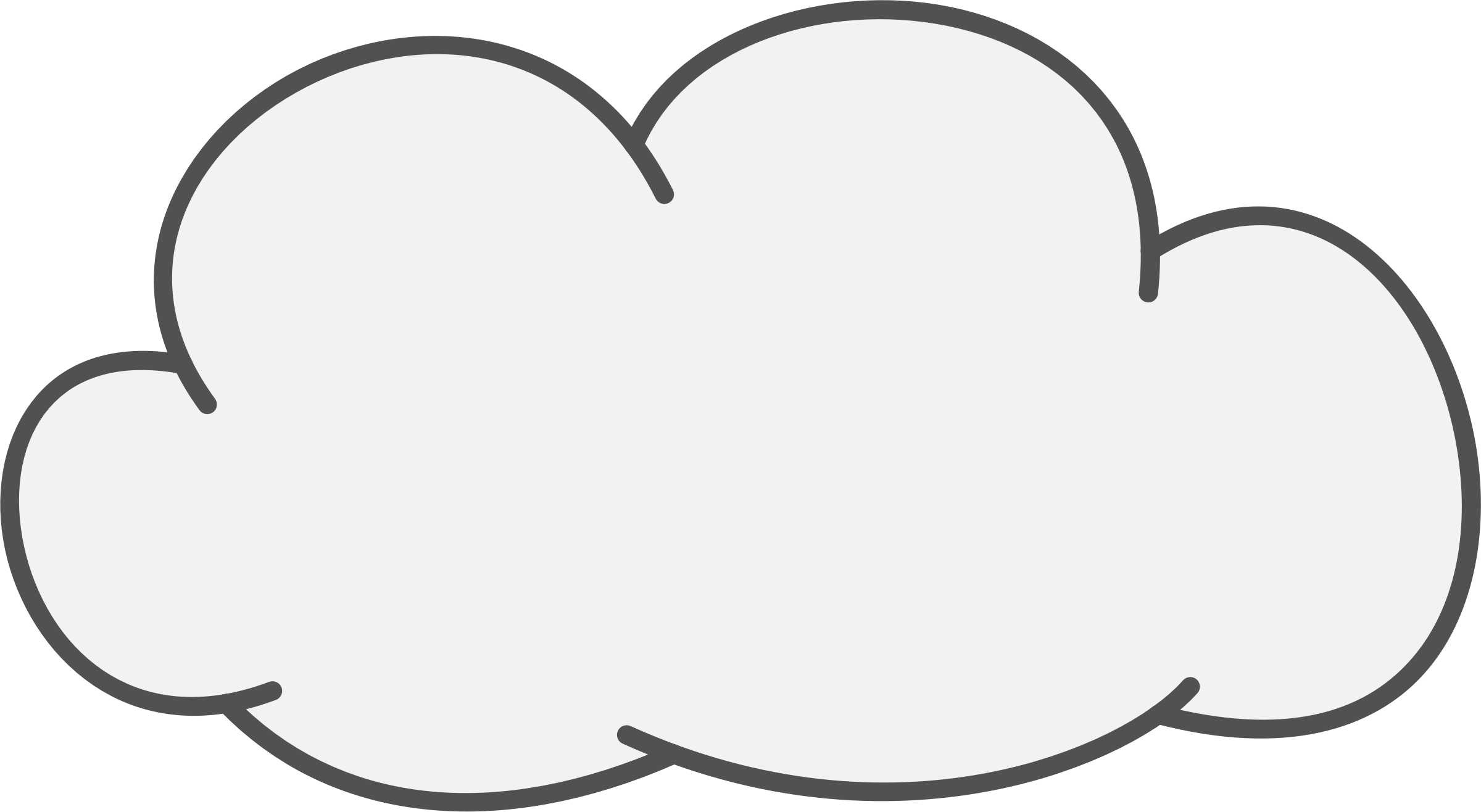 9419 Cloud free clipart.