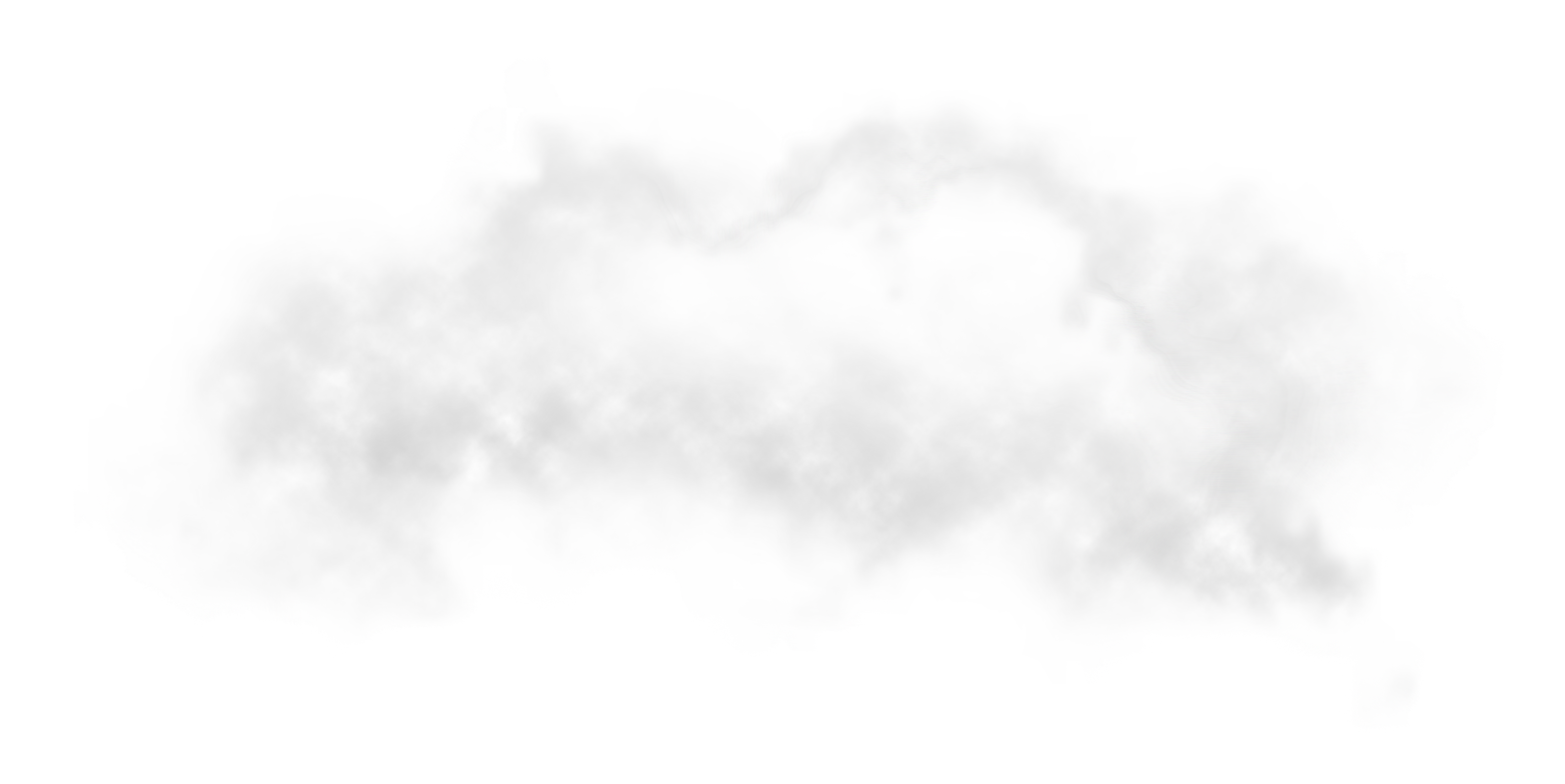White Cloud PNG Clipart.