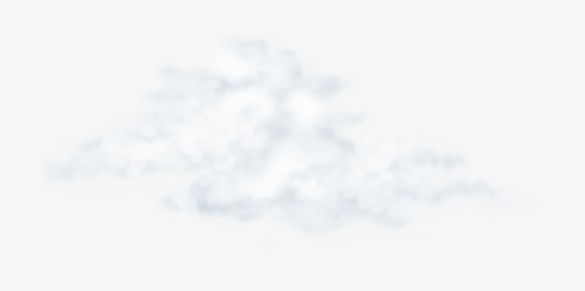 White Clouds Png Image.