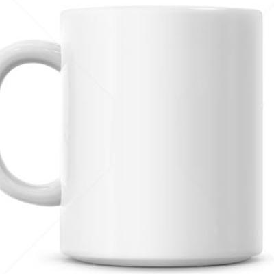 Personalized Coffee Mug.