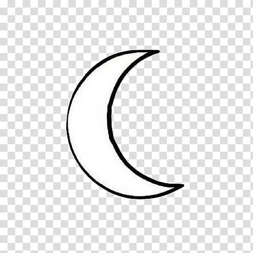 BLACK RESOURCES, white crescent moon illustration.