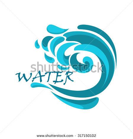 Surfing Club Emblem Killer Wave Vector Stock Vector 542975845.