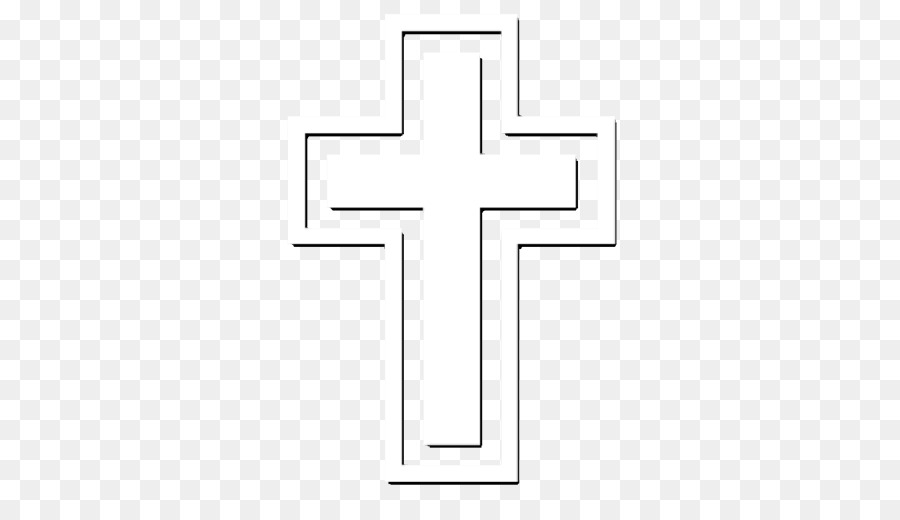 Free White Cross Transparent Background, Download Free Clip.