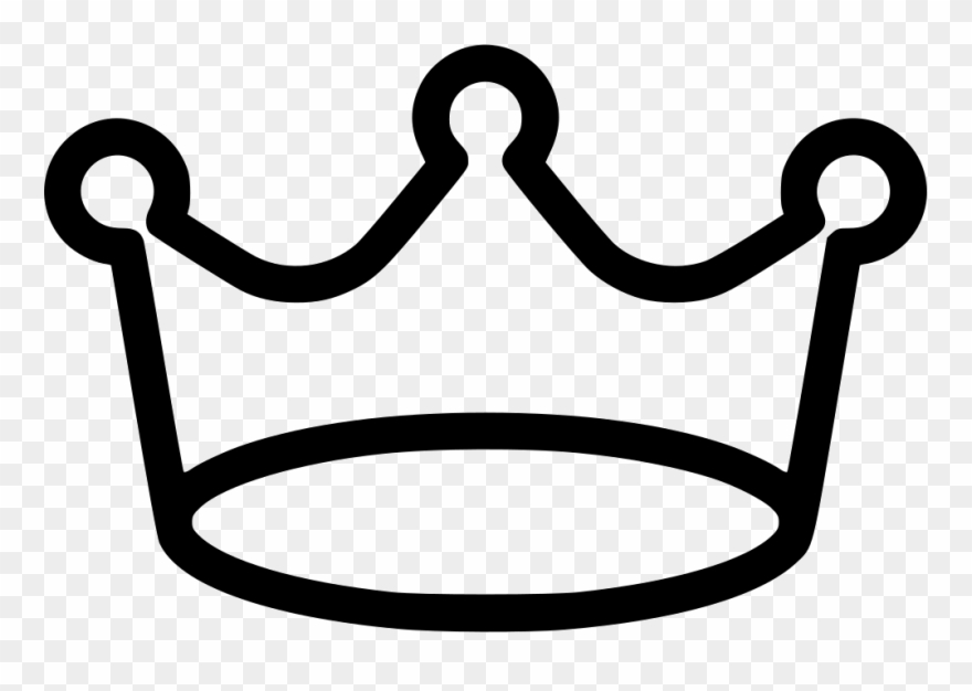 Crown Svg Png Icon Free Download.