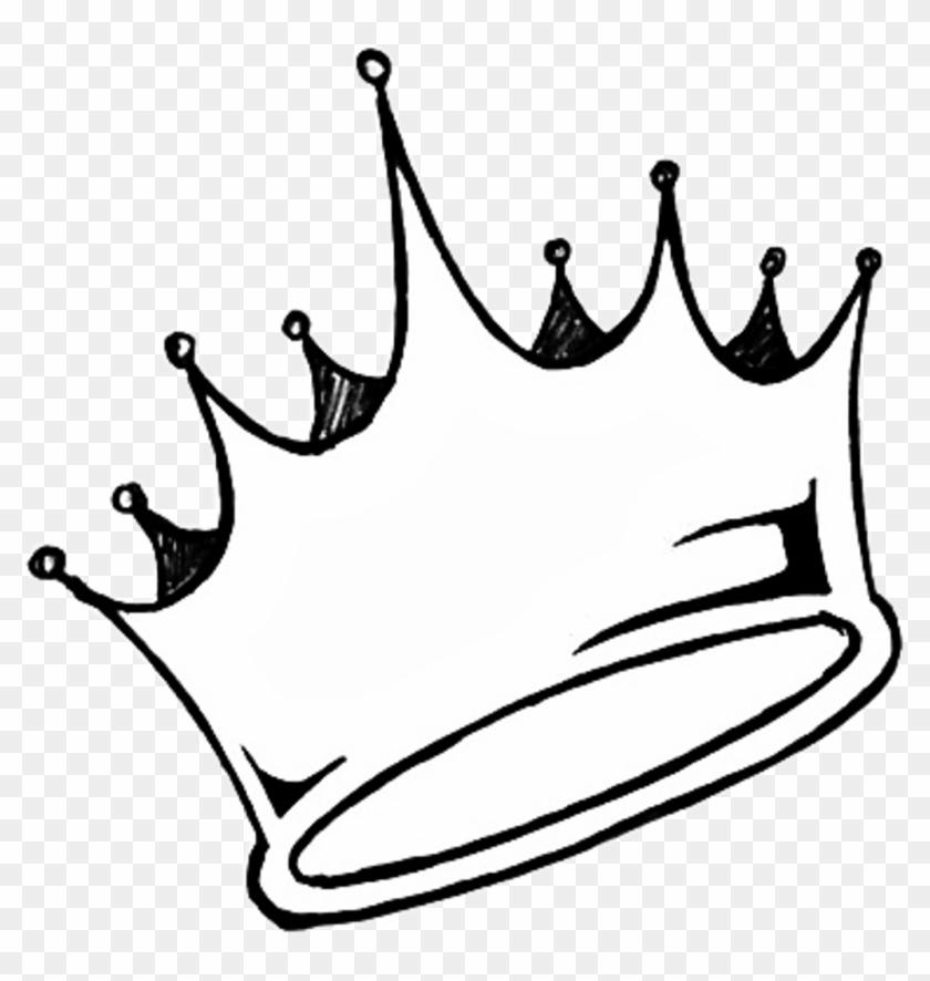 Transparent Crown Tumblr Sticker Aesthetic White Queen.