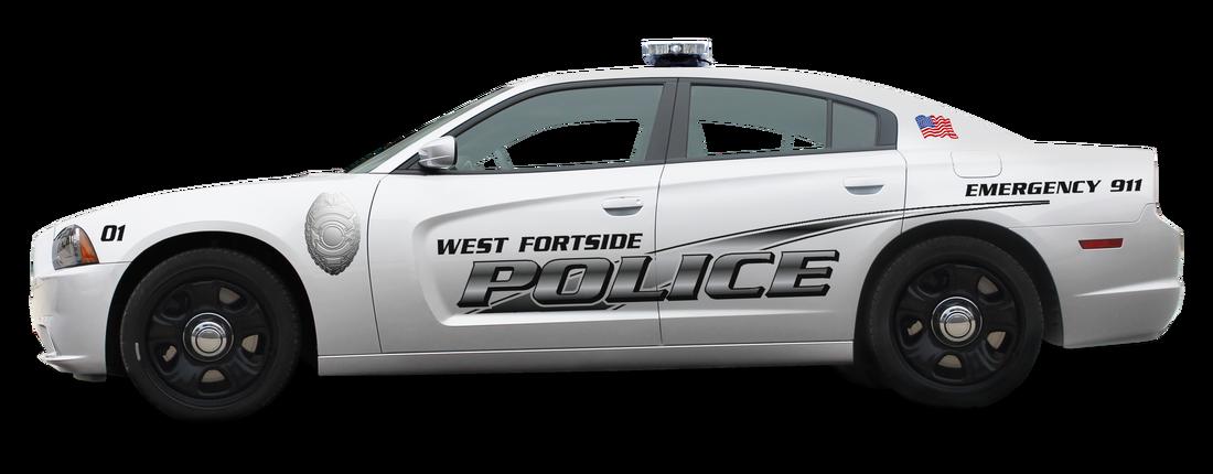 Police car Dodge Chevrolet Caprice Ford Crown Victoria.