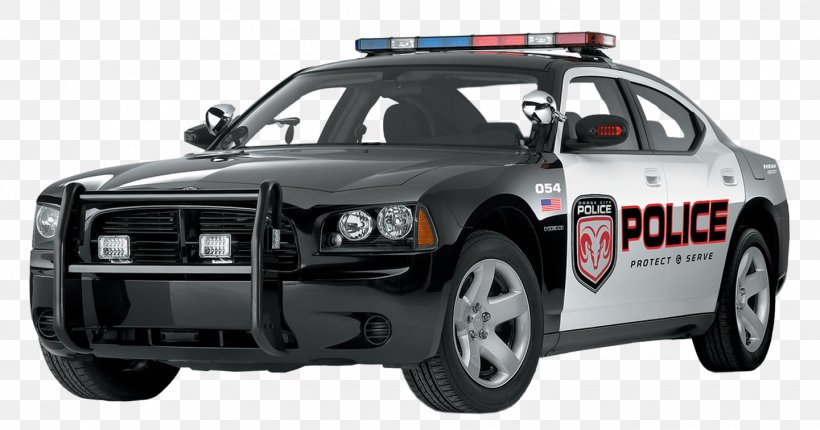 Ford Crown Victoria Police Interceptor Police Car, PNG.
