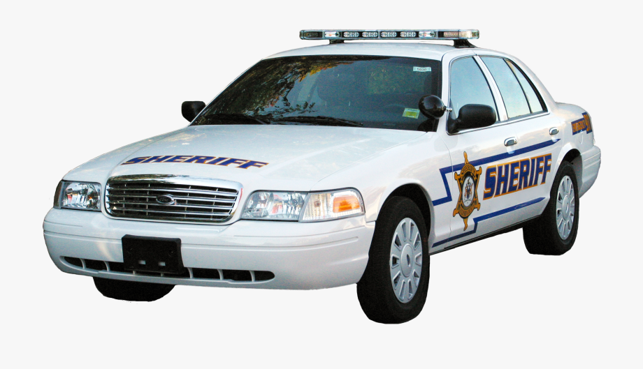 Cop Car Lights Png.