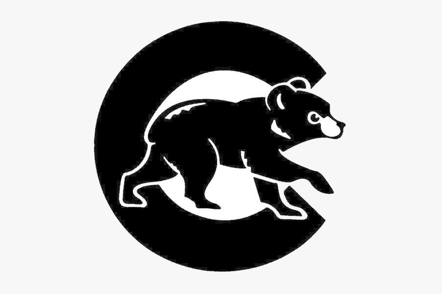 Chicago Cubs Emblem Clip Art Black And White Ideas.