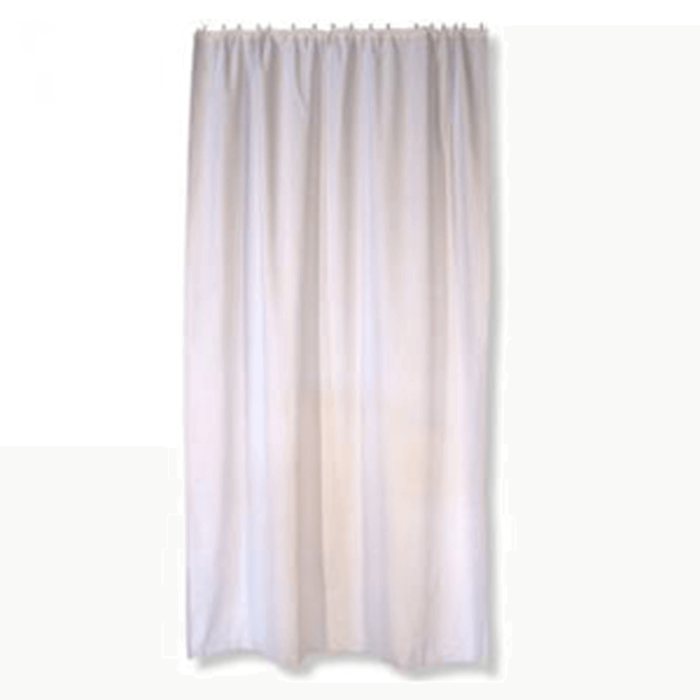 Blockout Lining Curtain White.