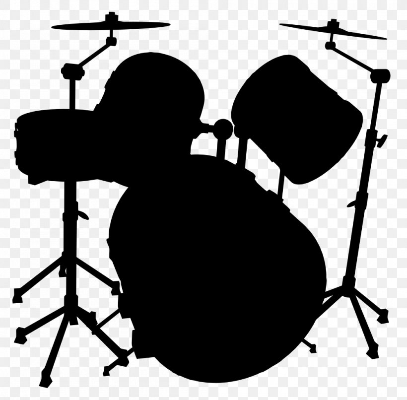 Drums Clip Art, PNG, 1000x983px, Drum, Bass Drum, Black And.
