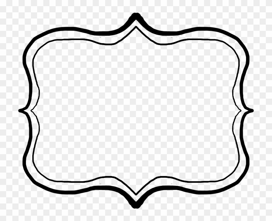 Free Doodle Art Borders Clipart.