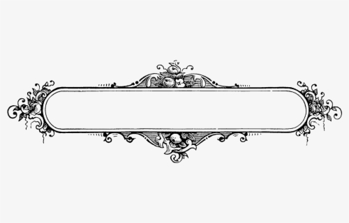 Free Decorative Lines Clip Art with No Background.