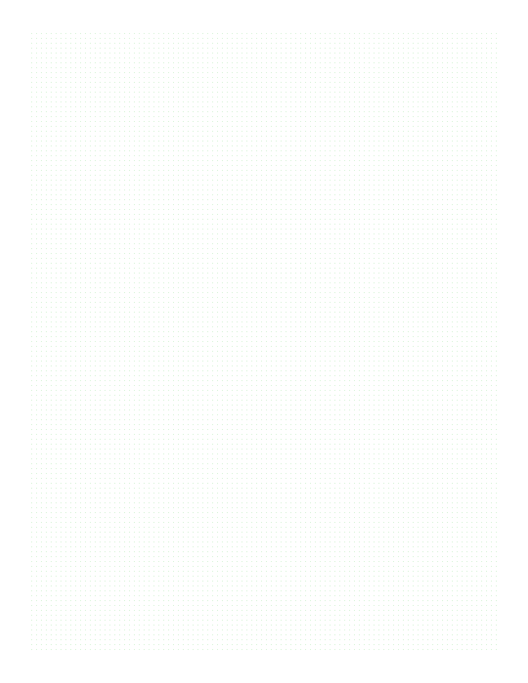 Free Online Graph Paper / Square Dots.