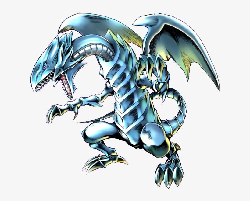 Blue Eyes White Dragon Png (+).