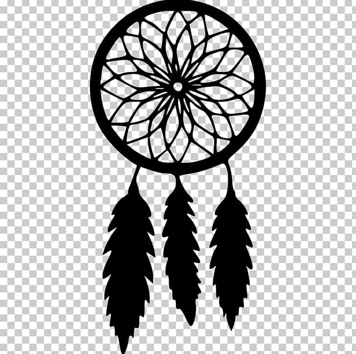Dreamcatcher PNG, Clipart, Art, Black And White, Branch.