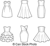 Dress Clip Art and Stock Illustrations. 229,777 Dress EPS.