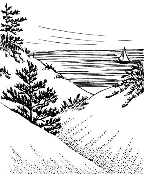 Dune Clip Art Download.