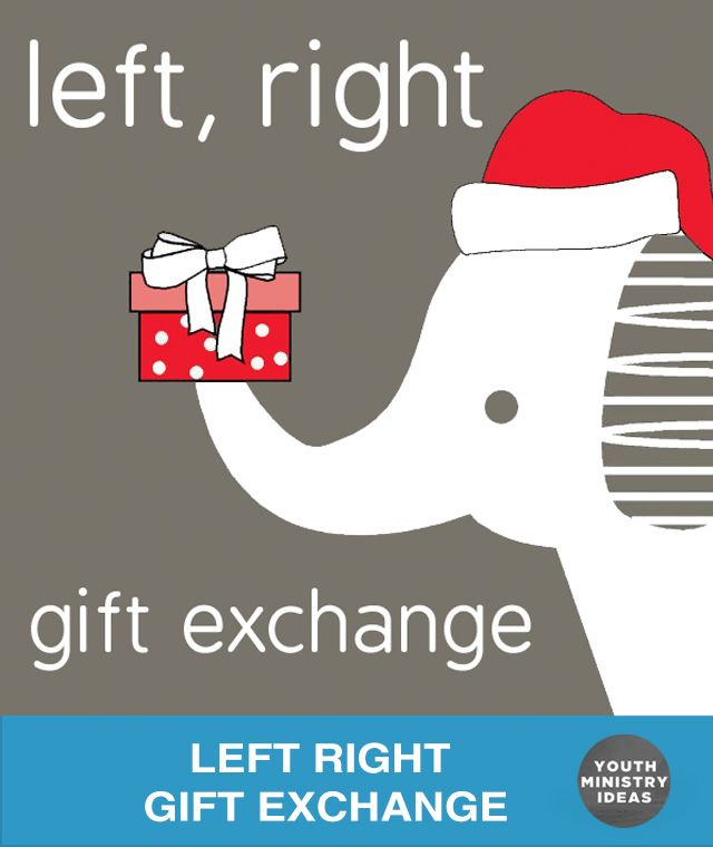 Looking for a way to switch up your white elephant gift exchange.