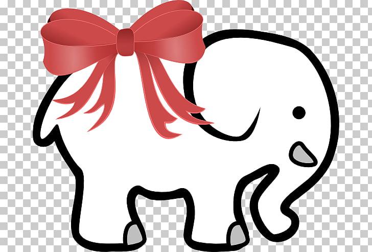 White elephant gift exchange Santa Claus Party, White.