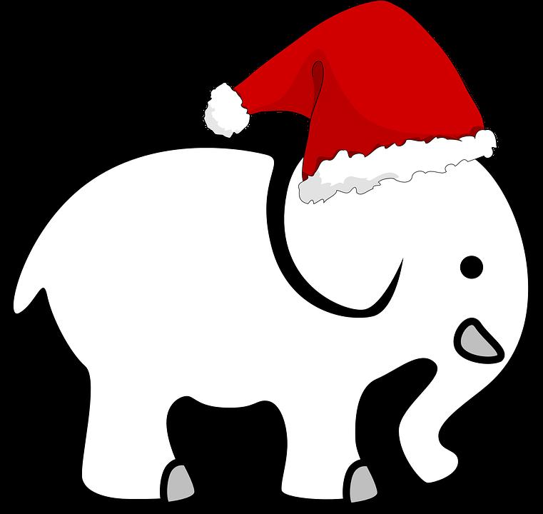White Elephant Hat.