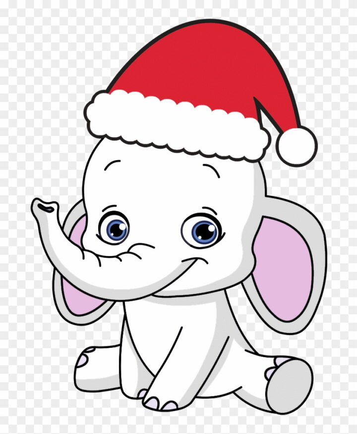 Awesome White Elephant Gift Ideas Cute Elephant Clipart.