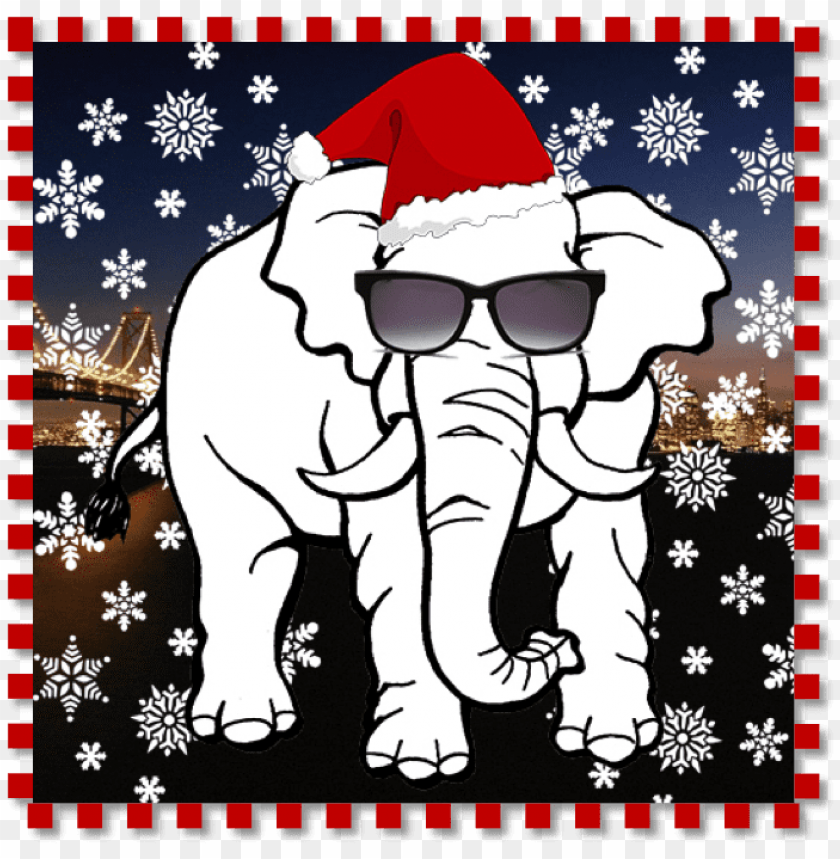 white elephant gift exchange PNG image with transparent.