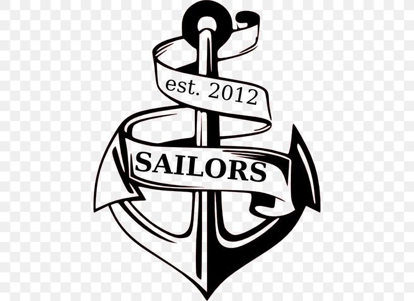 Anchor Drawing Logo Clip Art, PNG, 450x597px, Anchor.