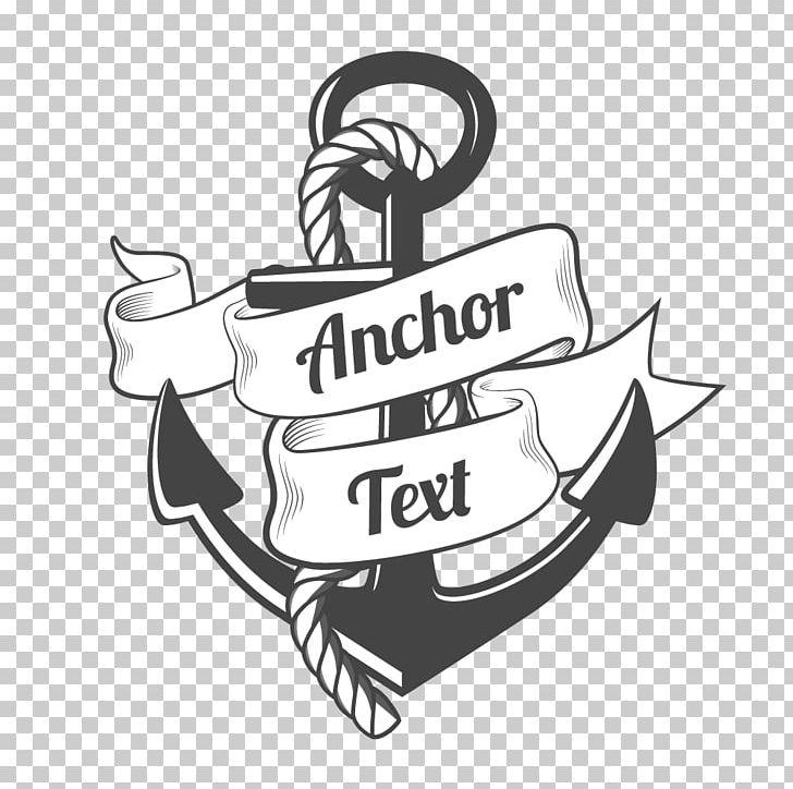 Anchor Ribbon Drawing PNG, Clipart, Anchor, Art, Banner.