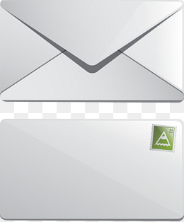 White Envelope Png, Vector, PSD, and Clipart With Transparent.