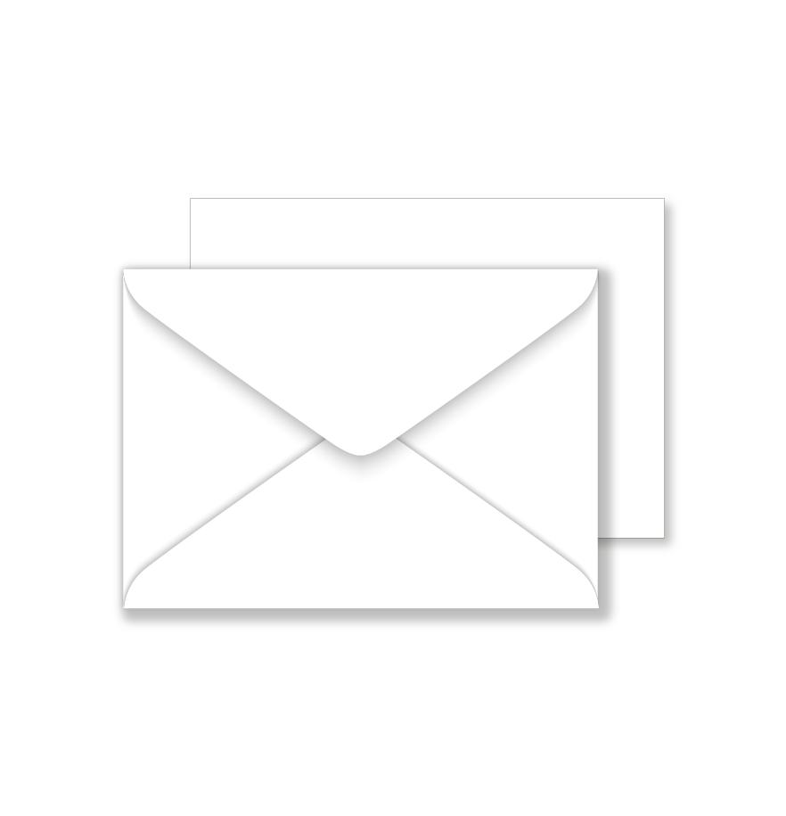 50 Envelopes.