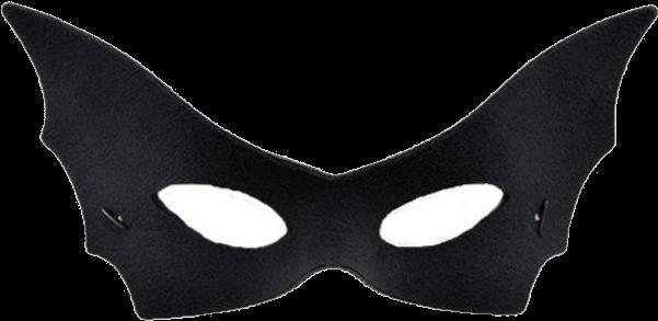 Black Masquerade Mask Png.