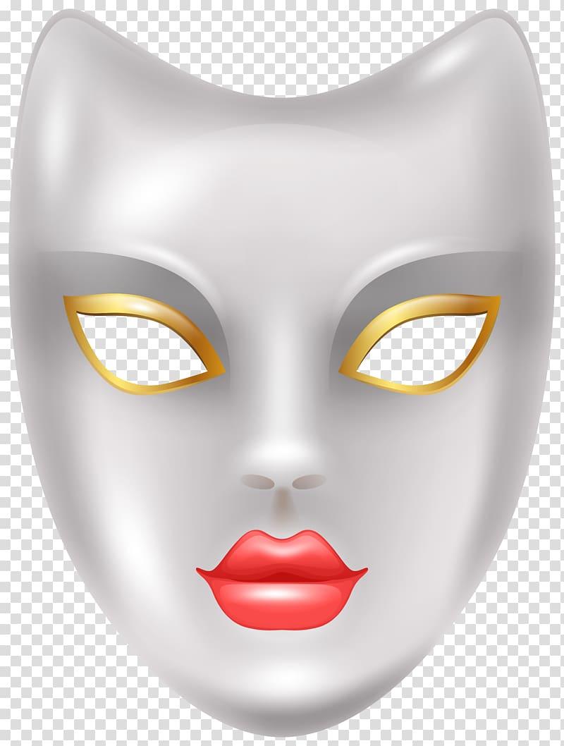 Mask Carnival , Carnival Face Mask White transparent.