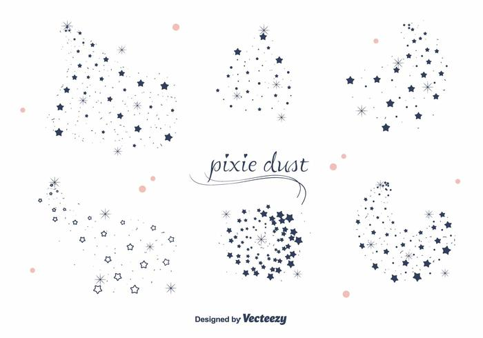 Pixie Dust Vector.