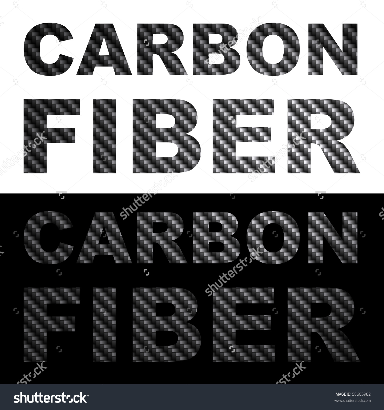 White fiber clipart #8