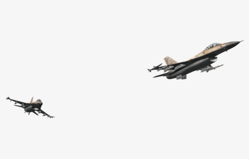 Free Fighter Jet Clip Art with No Background.