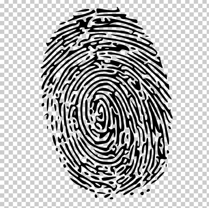 Fingerprint Forensic Science PNG, Clipart, Area, Black, Black And.