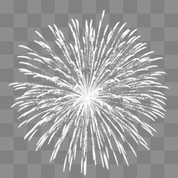 White fireworks clipart 1 » Clipart Station.