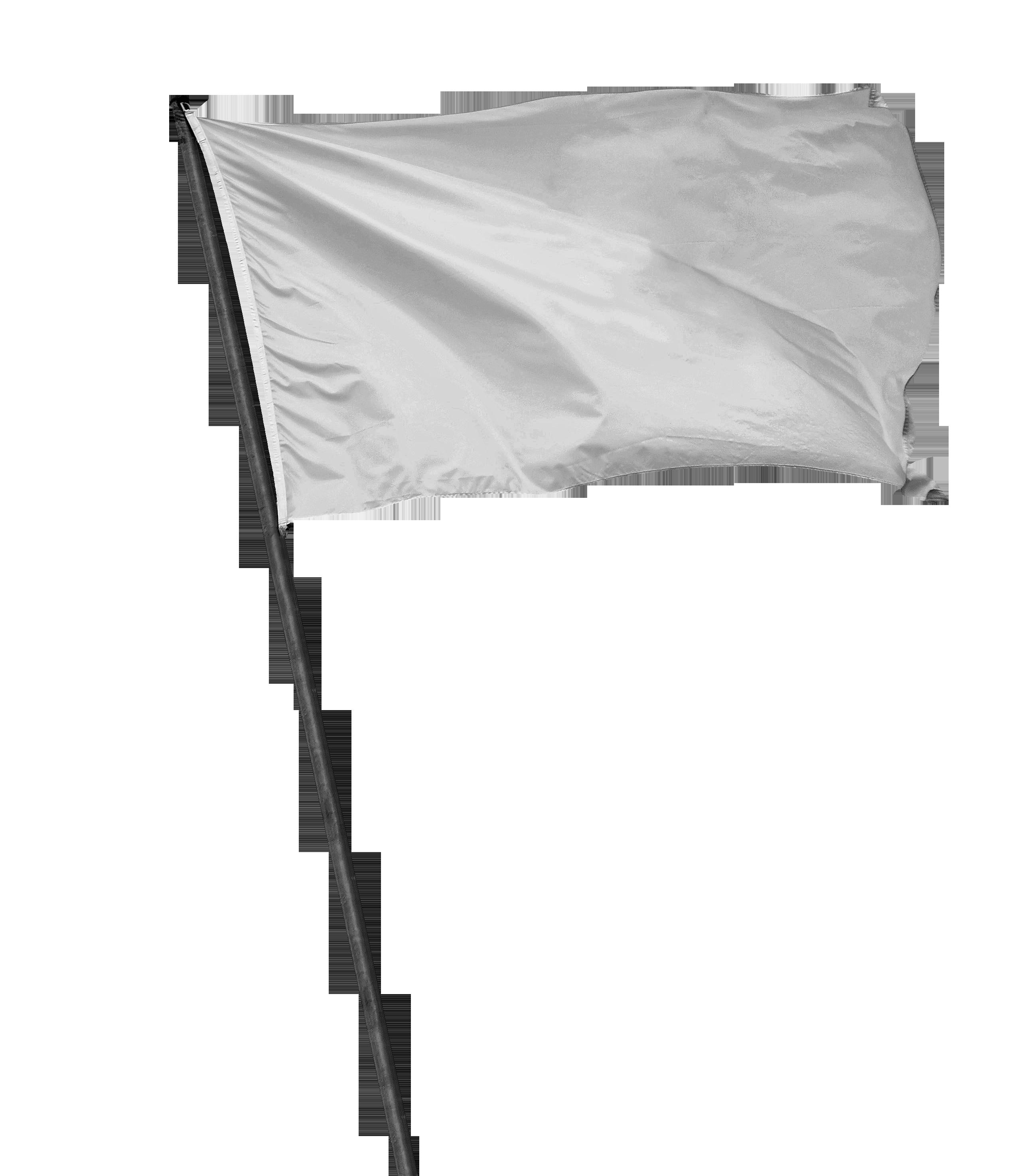 White flag Wait.